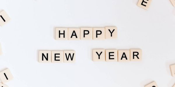 Creating community New Year's resolutions